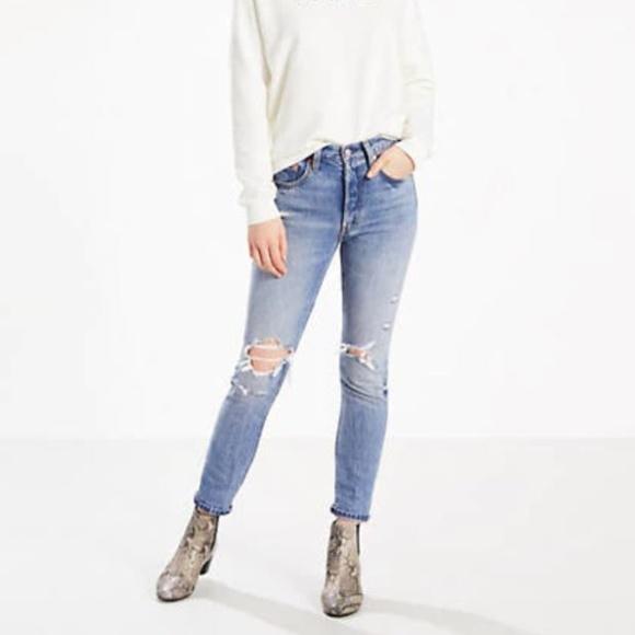 ce1c3974 Levi's Jeans | 501 Skinny Levis Premium | Poshmark
